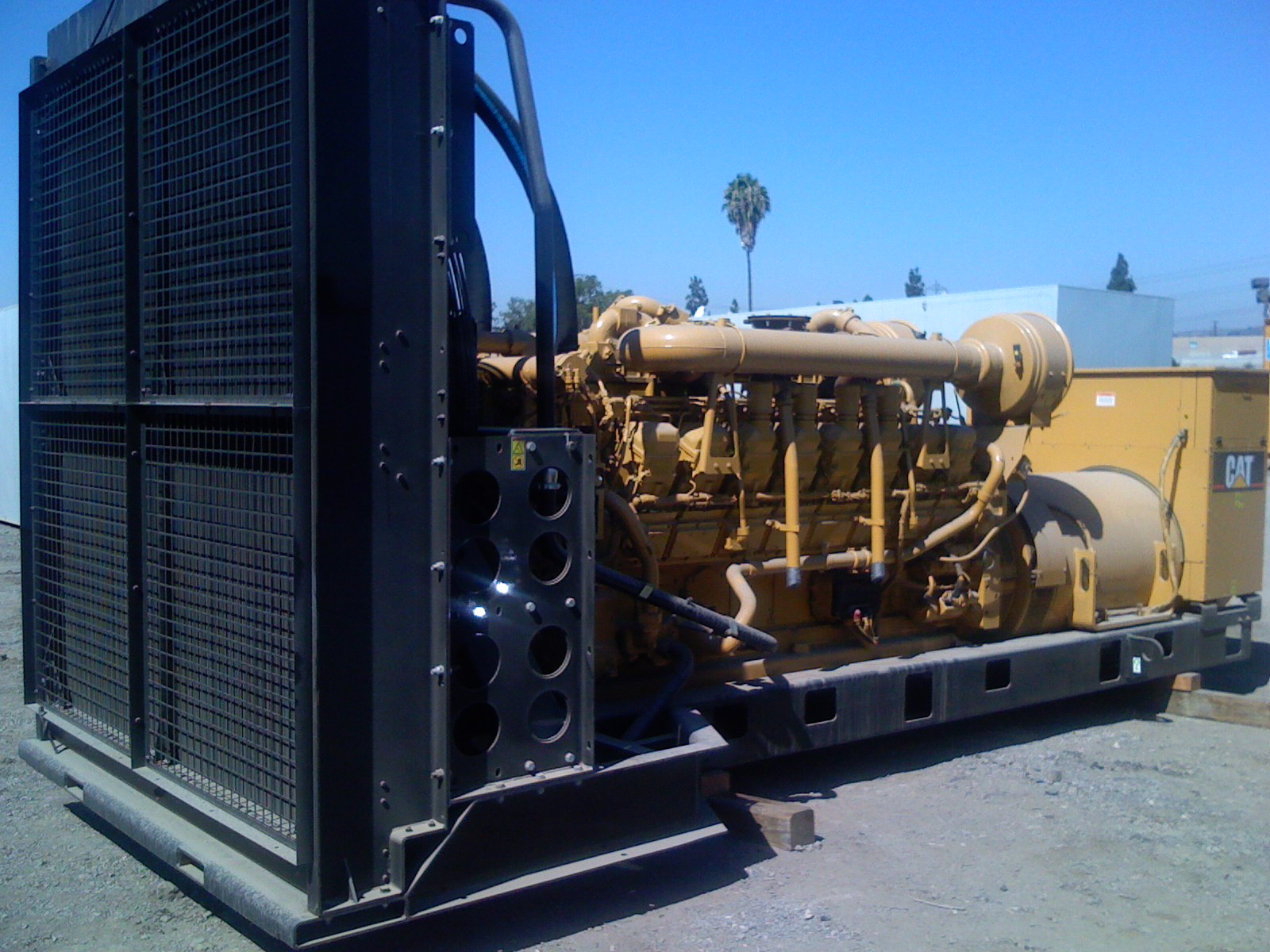 About USP&E Global Emergency Diesel Generators
